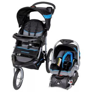 Baby Trend Travel System (Blue) for Sale in Blacklick, OH