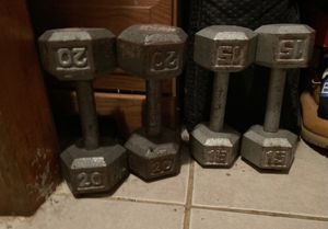 Dumbbells for Sale in New York, NY
