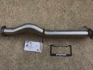 """ATLAS 4"""" Aluminized Steel Race Pipe Never Used 49-04014 for Sale in San Diego, CA"""