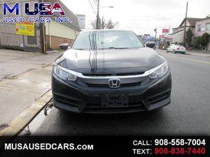 2016 Honda Civic for Sale in Elizabeth, NJ