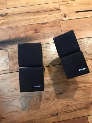 Bose acoustimass wall speakers for Sale in Tampa, FL