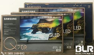 FINANCE YOUR SAMSUNG Q70R QLED SERIES 4K UHD TV for Sale in Commerce, CA
