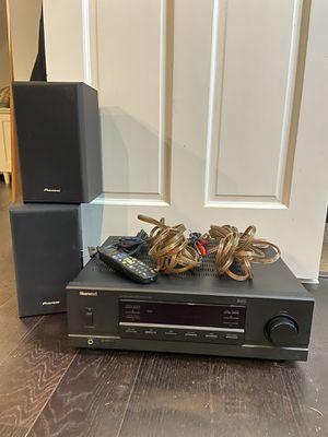 Sherwood Stereo & Pioneer Speakers for Sale in Seattle, WA
