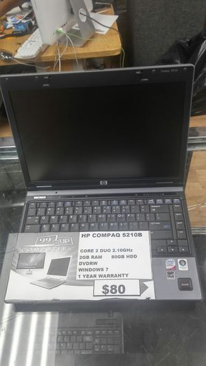 Hp Compaq 6510b Laptop 14inch for Sale in District Heights, MD