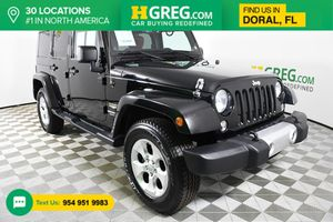 2014 Jeep Wrangler Unlimited for Sale in Doral, FL