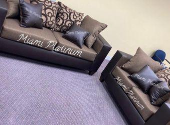 Sofa set 2pc for Sale in Hialeah,  FL