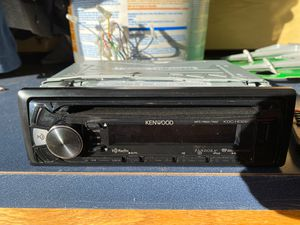 Kenwood HD Car Stereo Receiver for Sale in OH, US