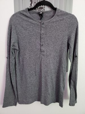 [Used] H&M Men S Long Sleeve Shirt for Sale in Redwood City, CA