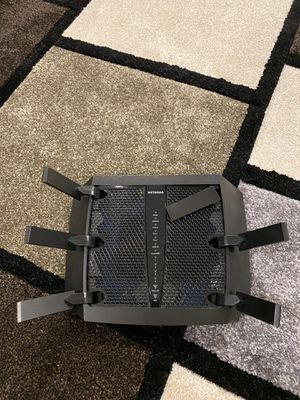 Nighthawk X6 Router for Sale in Erie, CO