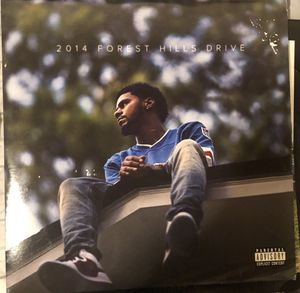 2014 Forest Hills Drive; J Cole Vinyl for Sale in Eau Claire, WI