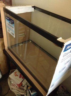 New! 20 Gallon All Glass Fish Tank for Sale in Santa Monica, CA