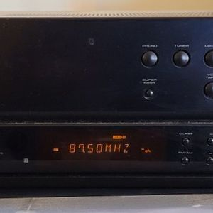 Pioneer VSX-305 Dolby Surround 5 Channel 60hz 185W A/V Theatre Stereo Receiver for Sale in Matawan, NJ