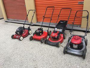 Lawn mowers for Sale in Philadelphia, PA