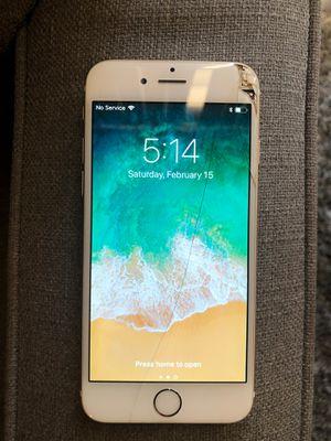 iPhone 6-Gold Back for Sale in Overland Park, KS