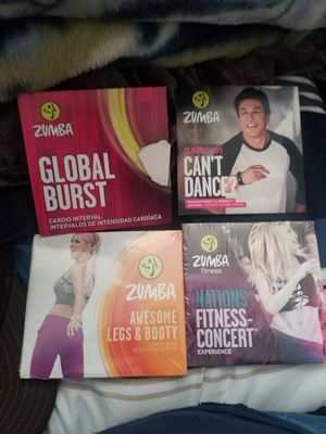 Zumba DVD for Sale in Lincoln Acres, CA