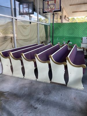Church Pews for Sale in Chattanooga, TN