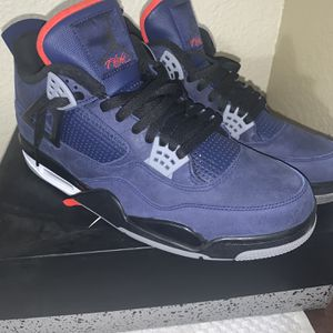 Jordan 4 Retro Winterized Loyal Blue for Sale in Modesto, CA