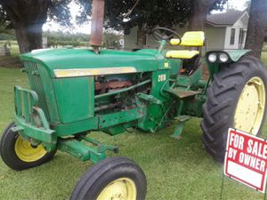 John Deer tractor for Sale. 2010R, 42hp asking $3,500. Call {contact info removed} for Sale in Opelousas, LA