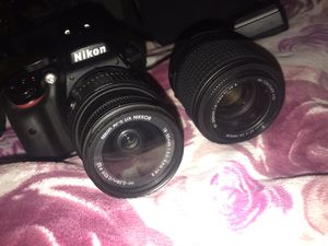 Nikon d3300 Digital SLR Camera Bundle for Sale in Los Angeles, CA