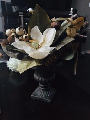 Harvest artificial flower arrangement for Sale in Bolingbrook, IL