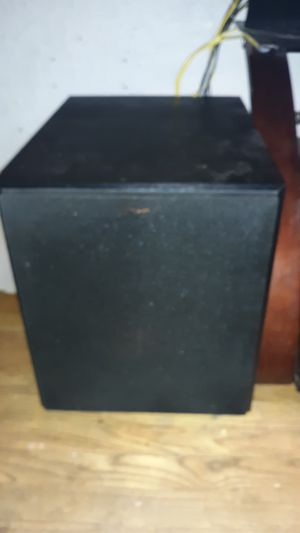 Klipsch 12 inch powered sub for Sale in Fairview Park, OH