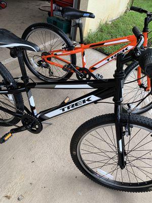 24 in trek Mountain bike seven speed Only one bike for sale for Sale in Plantation, FL