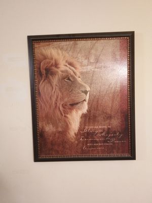 Lion Painting for Sale in Chesapeake, VA