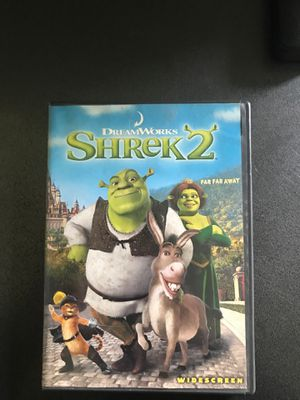 Shrek 2 Widescreen DVD for Sale in Los Angeles, CA