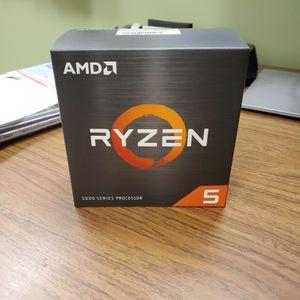 AMD Ryzen 5 5600x for Sale in Seattle, WA