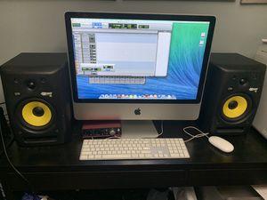Apple iMac 24 for recording studio for Sale in Hialeah, FL