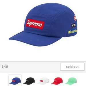 Deadtock Supreme Trail Camp Cap (Blue) for Sale in San Diego, CA