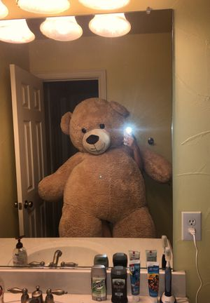 Giant stuffed bear for Sale in McKinney, TX
