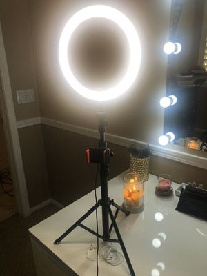 """10"""" RING LIGHT for Sale in Beaumont, CA"""