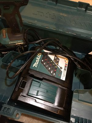 Makita drill set for Sale in Manassas, VA