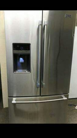 Maytag french door stainless steel for Sale in Phoenix, AZ