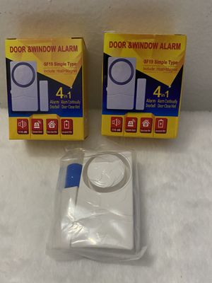 Door and Window Alarm for Sale in Dover, DE