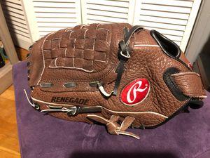 "Rawlings Renegade 12.5"" LHT glove for Sale in Falls Church, VA"