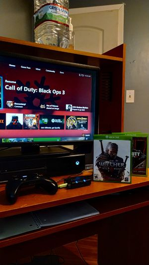 ULTIMATE XBOX ONE GAMING SETUP/BUNDLE for Sale in Lithia Springs, GA
