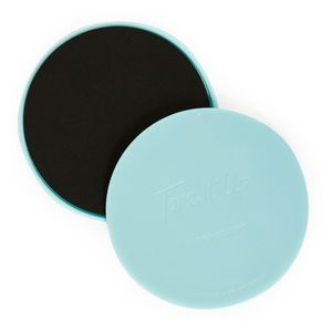 2pack sided gliding discs core sliders exercise sliding workout strength carpet yoga for Sale in Hialeah, FL