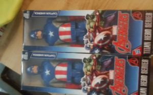 """Captain America 10"""" figures NEW for Sale in Clearwater, FL"""