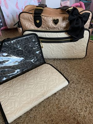 Betsy Johnson diaper bag! for Sale in Canonsburg, PA