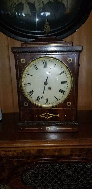 Authentic! Antique Camerer kuss & Co Clock for Sale in Palmetto Bay, FL
