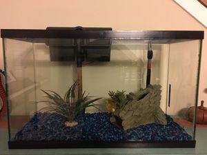 30 Gallon Aquarium Setup for Sale in Sumner, WA