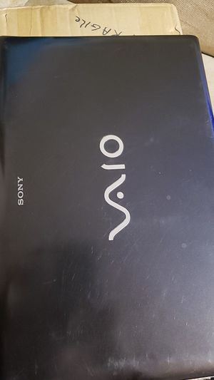 Sony vaio laptop. 500gb memory, 4 gb ram!!! for Sale in Yuma, AZ