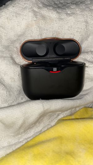 Sony true wireless headphones- black for Sale in East Haven, CT