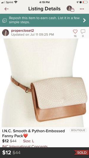 Belly bag/ Waist wallet for Sale in Winston, GA