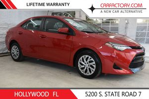 2017 Toyota Corolla for Sale in Hollywood, FL