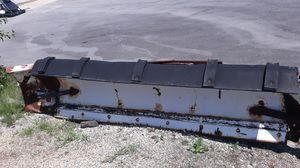10 FT Plow to fit Skidstir for Sale in Plainfield, IL