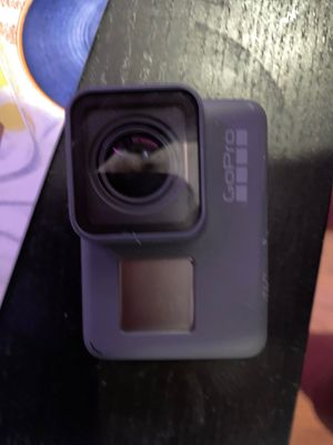 GOPRO HERO 5!!Barely used!! WATERPROOF CAMERA for Sale in Houston, TX