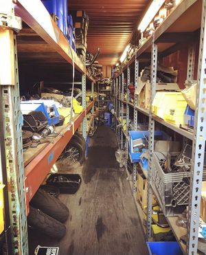 """Harley Davidson Parts from Panhead to present """"TAKE ALL"""" for Sale in Orange, CA"""